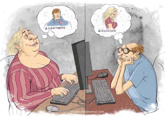 rencontres sur internet lamour en révolution