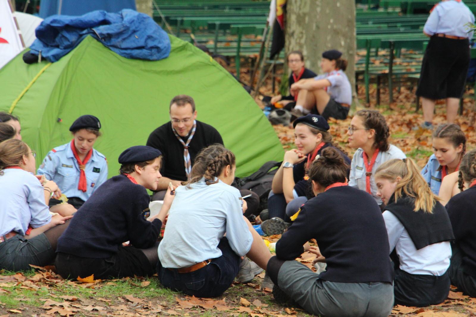 site de rencontre scout