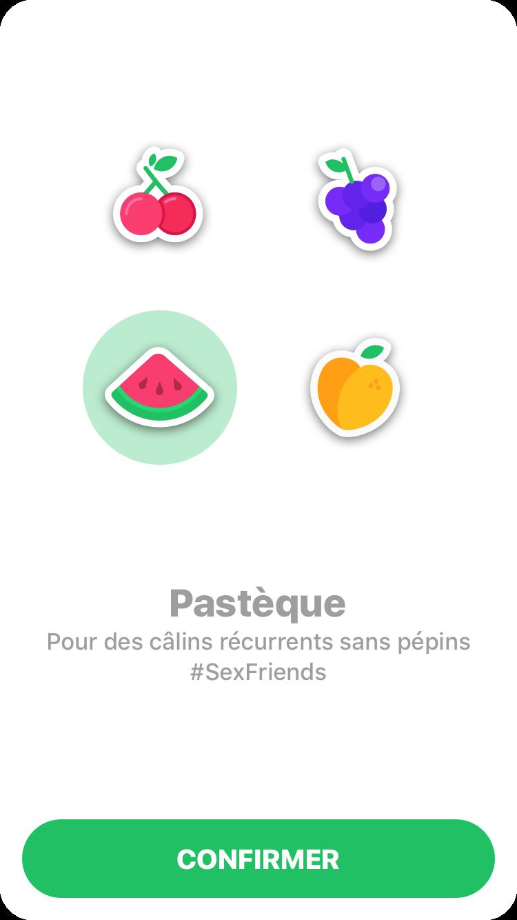 site de rencontre sur app store
