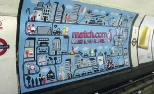 site rencontre métro