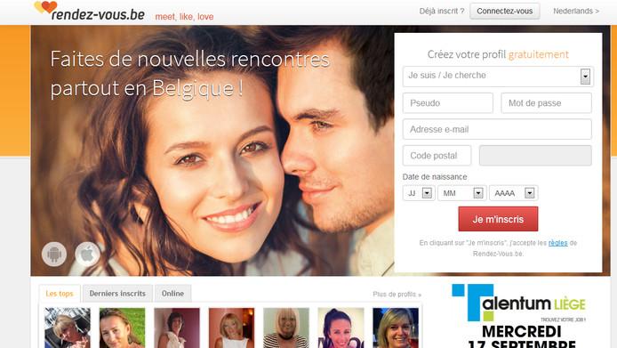 sites rencontres belgique gratuit