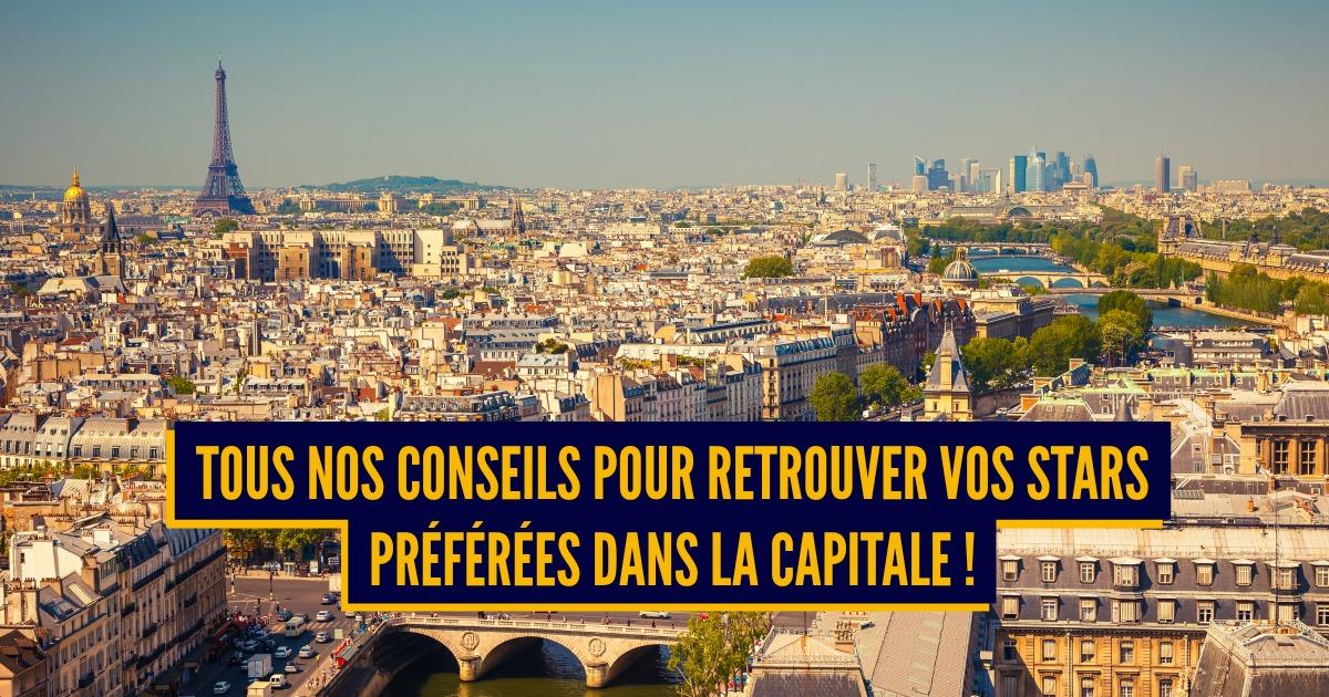 Où rencontrer des personnalités dans la Capitale ?