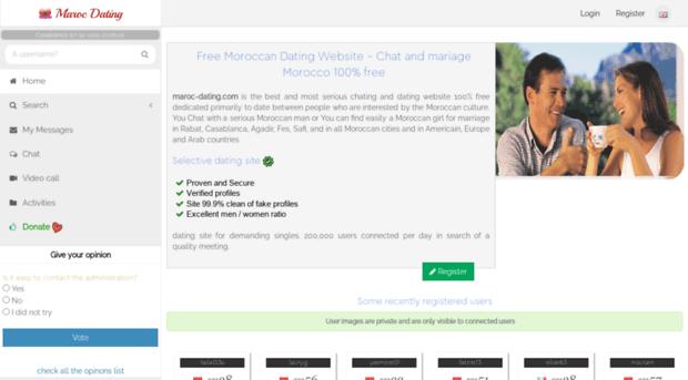 les sites de rencontres gratuit au maroc site de rencontre maghreb in love