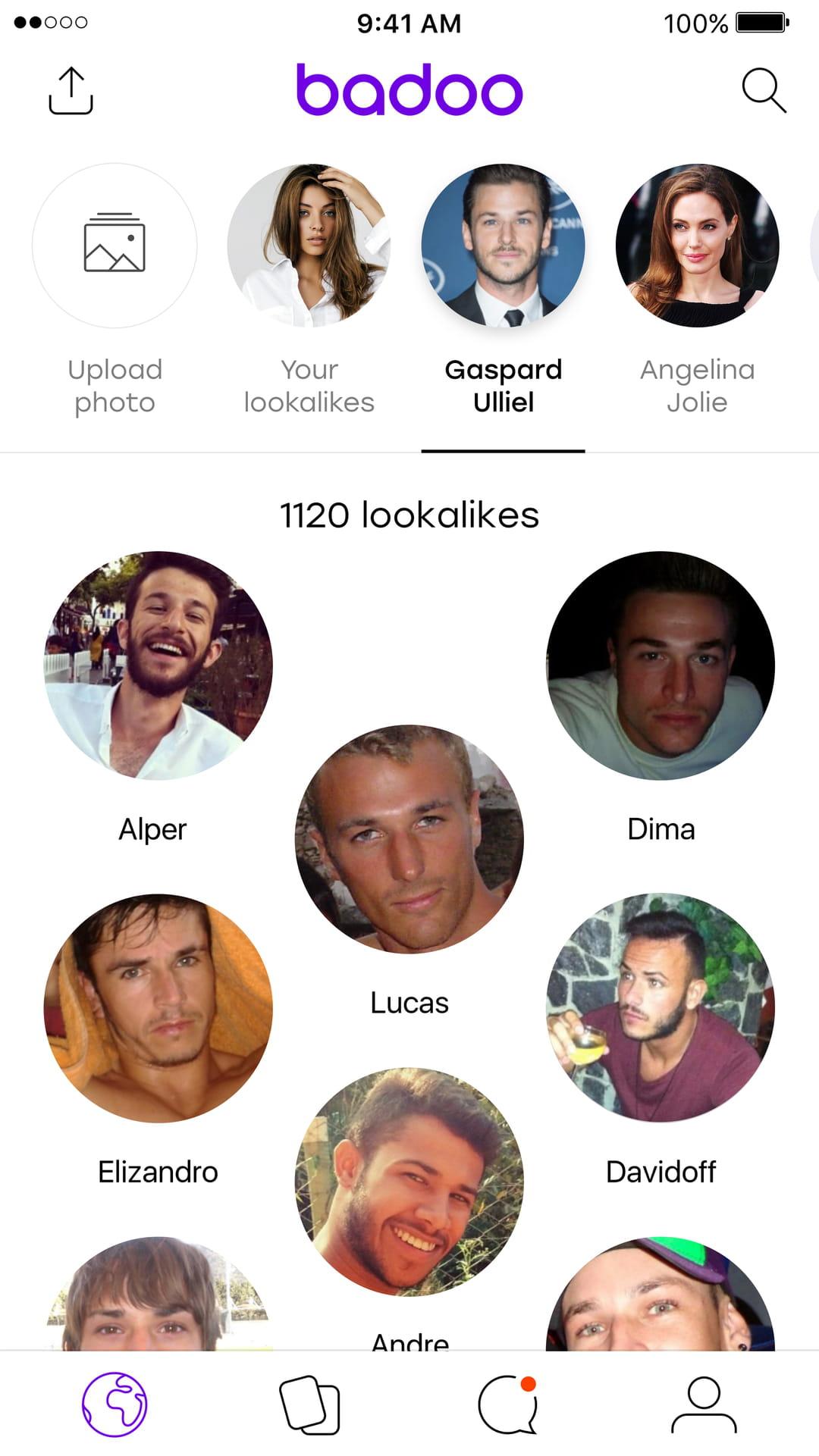 Badoo - Rencontre en ligne dans l'App Store