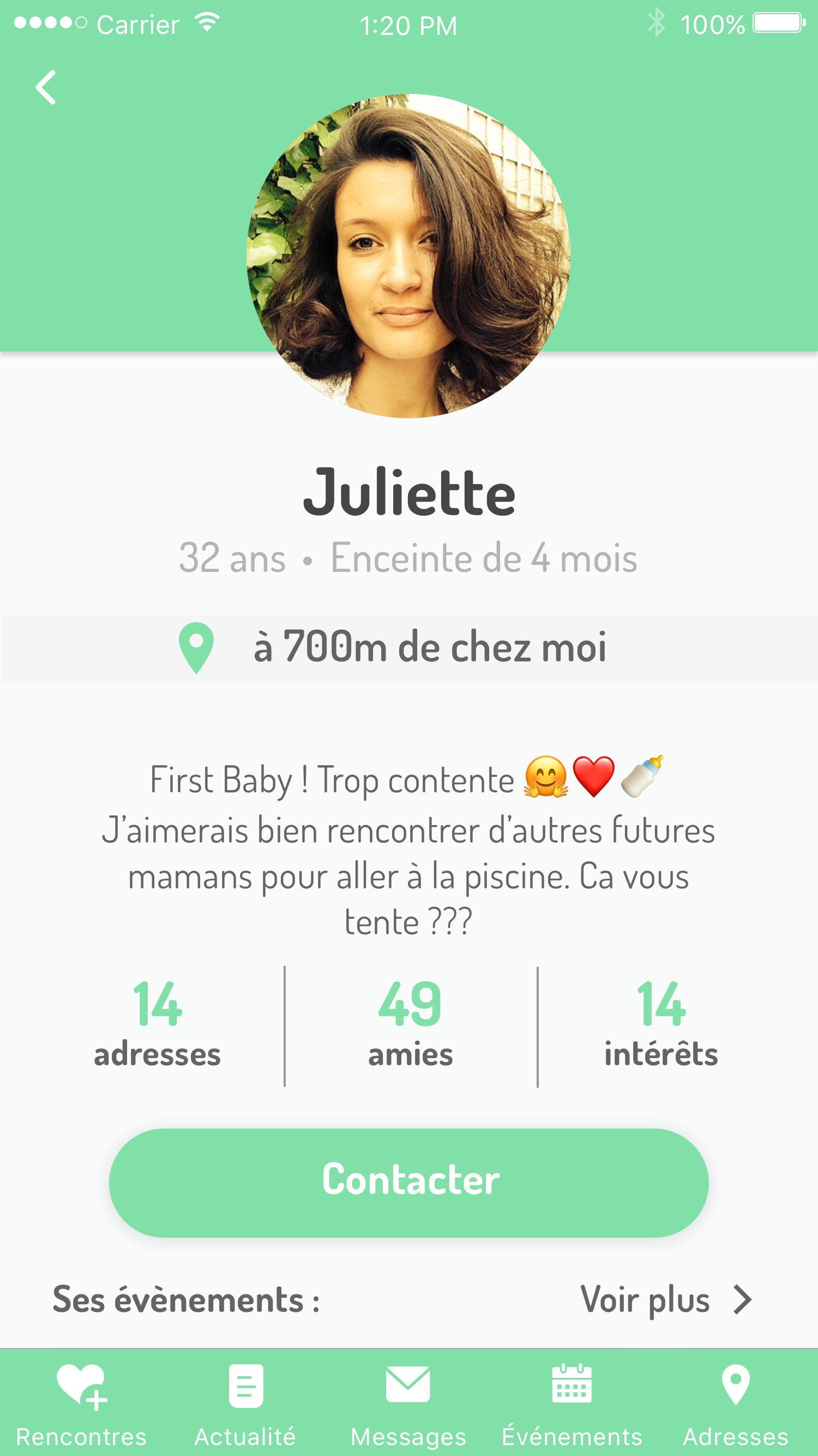 site de rencontre future maman