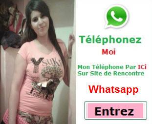 rencontre femme sur whatsapp