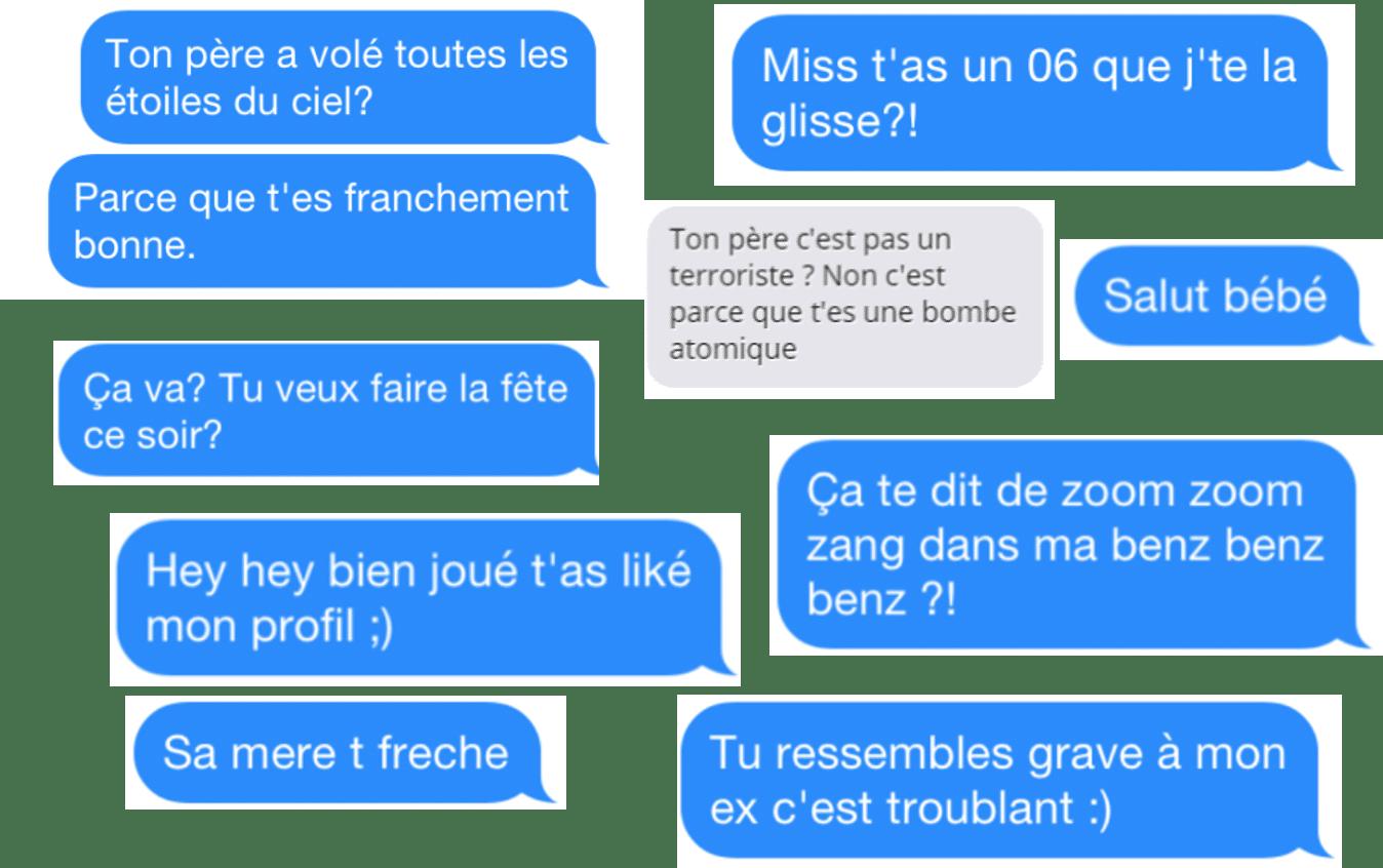 phrase drague site de rencontre hvordan man flirter over sms