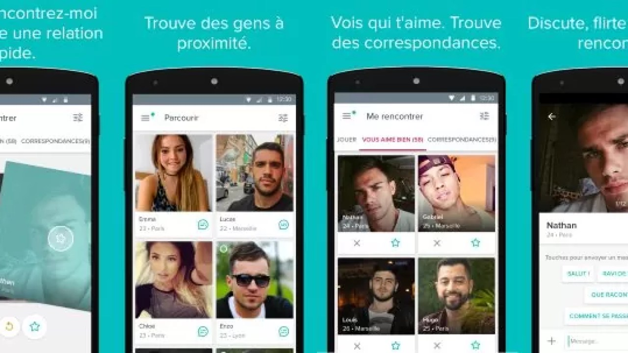 Tagged - Télécharger pour Android APK Gratuitement - Tagged site de rencontre gratuit