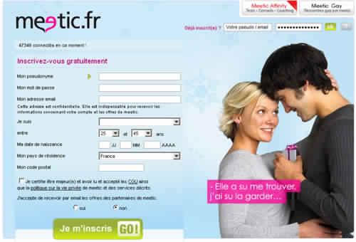site de rencontre celibataire web
