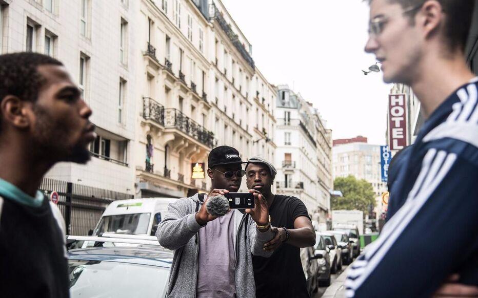 rencontres jeunes paris