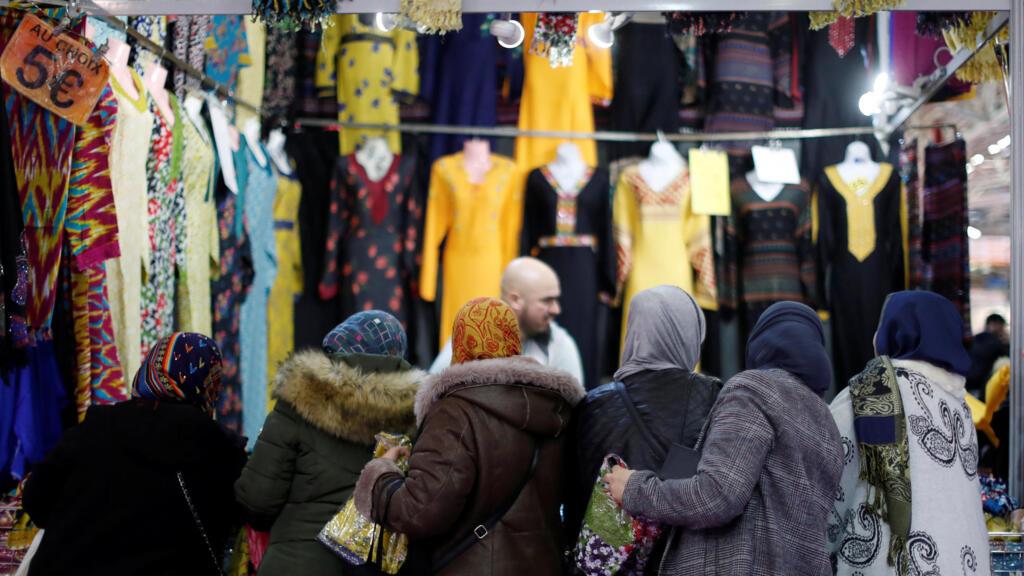 30ème rencontre annuelle des musulmans de france au bourget