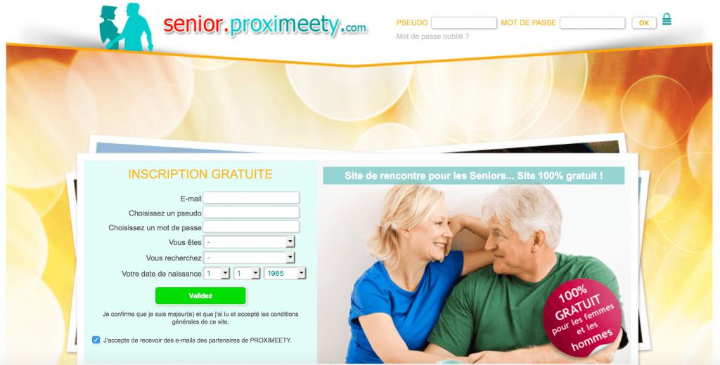 Top 5 des meilleurs sites de rencontres pour seniors
