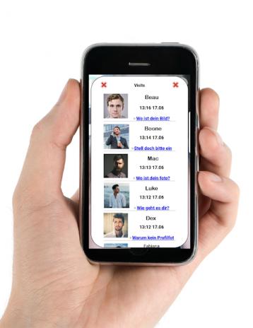 applications iphone rencontres gay je cherche une femme fran aise pour mariage 2019