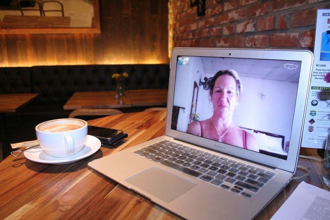 rencontre femme skype