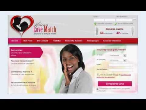 afrique site de rencontre site a rencontre gratuit