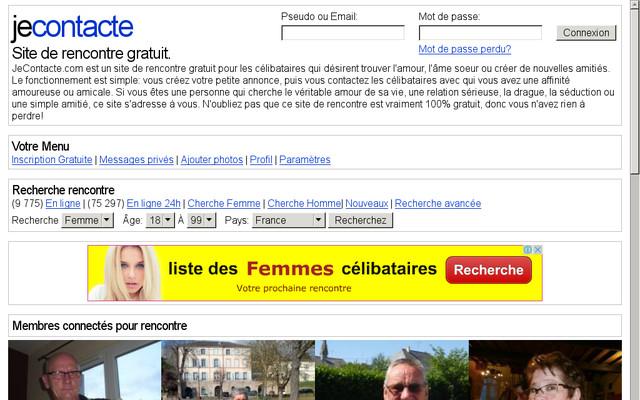 avis site de rencontre 100 gratuit annonce femme cherche homme algerie