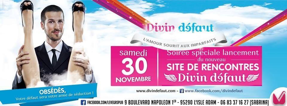 Aperçu de la page d'accueil de Divin Défaut #divindefaut   Single dating, Dating, Father quotes