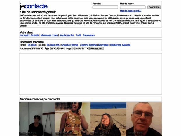 femme cherche homme sur le web