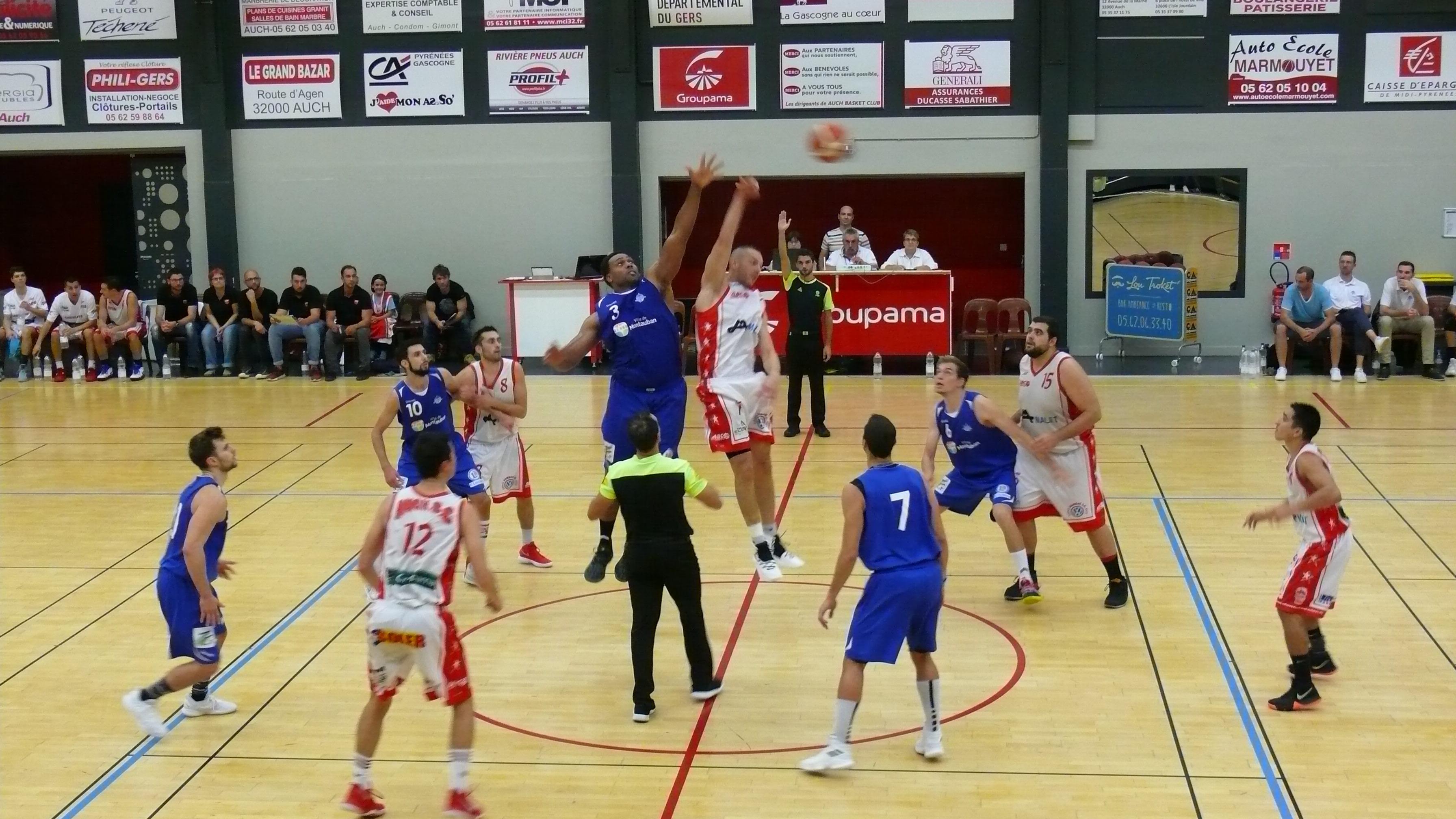 Rencontres du Week-End – ASES Basket