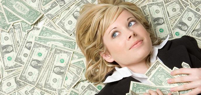 rencontrer une femme millionnaire