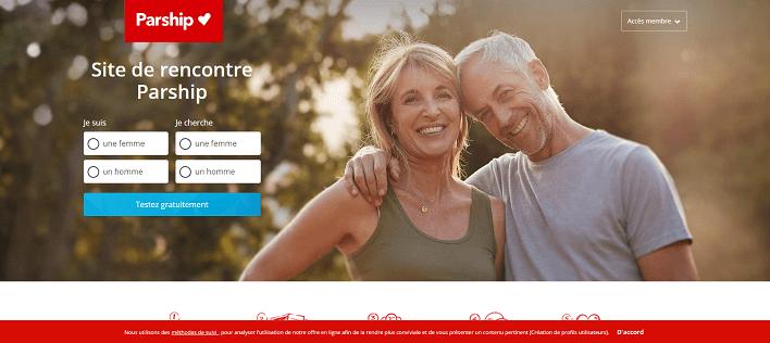 meilleur site de rencontre pour les 60 ans et plus