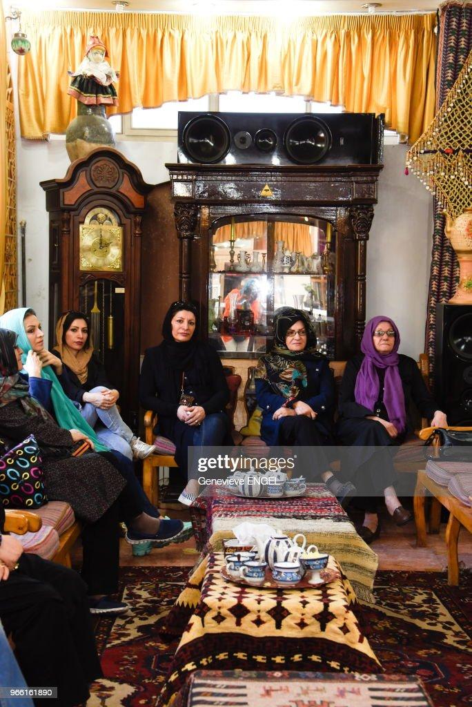 rencontre femmes iraniennes