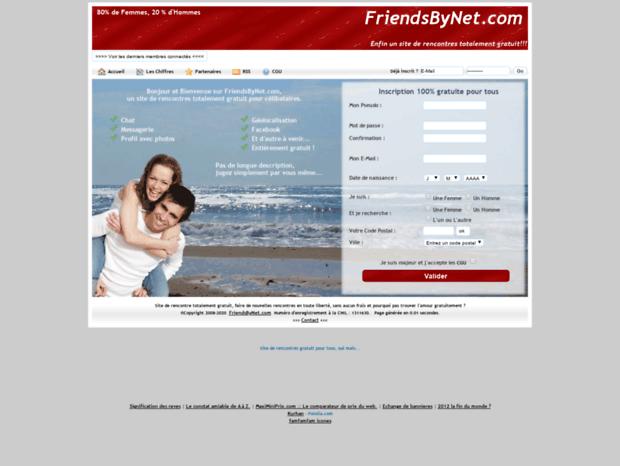 rencontre site totalement gratuit