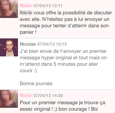 engager discussion site rencontre)