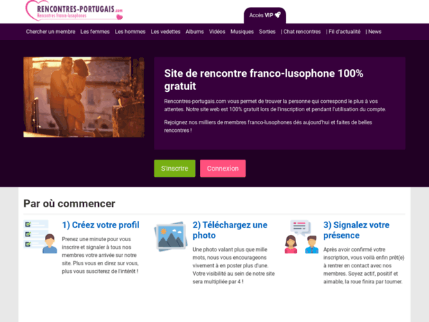 site de rencontre gratuit portugais site de rencontres portugais