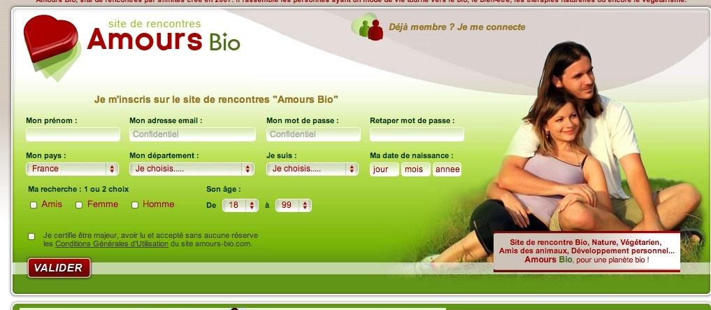 site de rencontre végétarien belgique