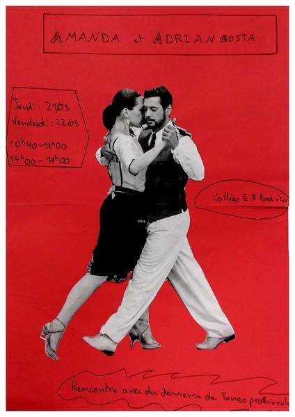 Tango nouvelle version : facile et conviviale