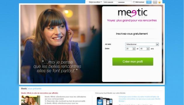 site rencontres meetic