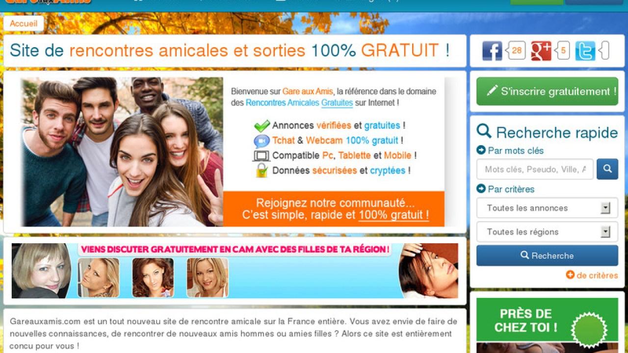 sites entierement gratuit de rencontres site de rencontre pour ado namur