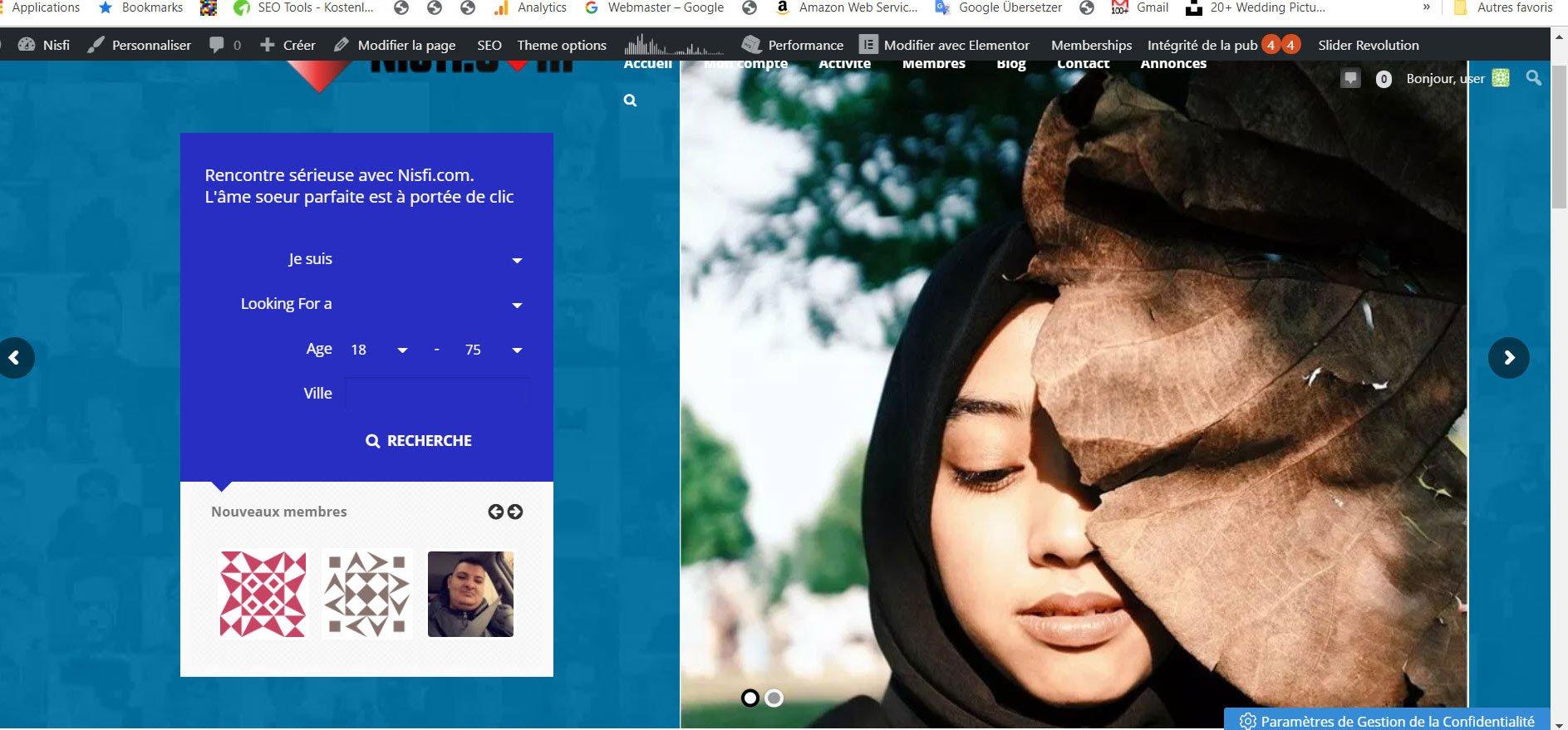 sites rencontres musulmans